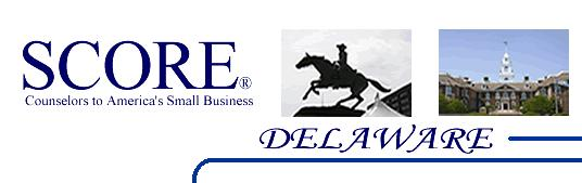 SCORE� Delaware- Counselors to America's Small Business
